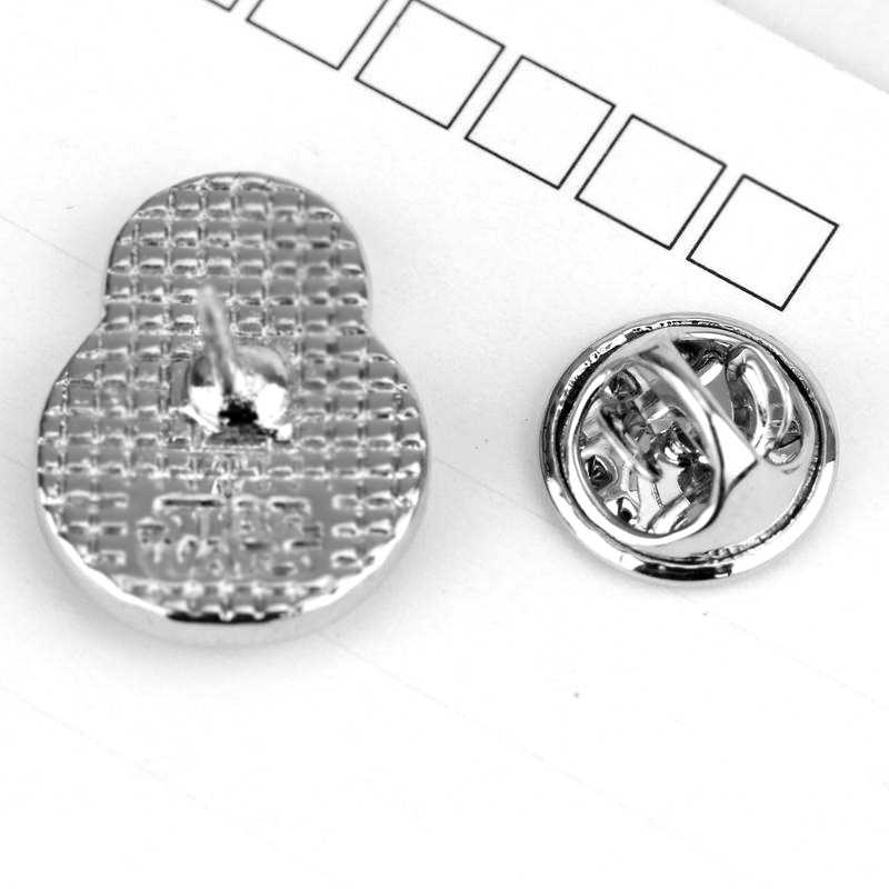 Dongsheng DC Comics Charm Dễ Thương BB-8 BB8 Ve Áo Pin Pin Emblem huy hiệu Chiến Tranh Sao Mặt Nạ Trâm Cài Pins Đối Với Phụ Nữ Và Nam Giới-40