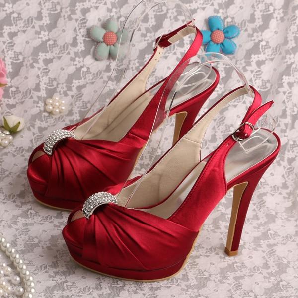 Popular Red Slingback Heels-Buy Cheap Red Slingback Heels lots
