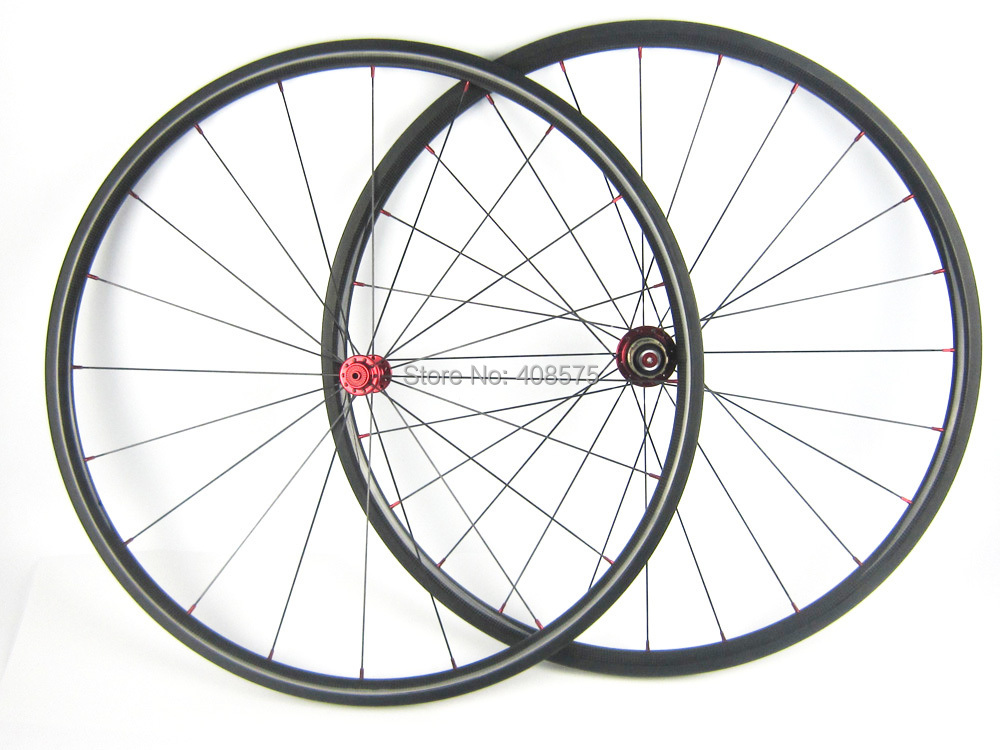 ultra light weight 1045g 1145g carbon fiber wheel 20mm tubular 700C 23mm width high quality wheel