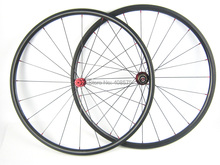 Ультра легкий вес 1045 г/1145 г углеродное волокно колесо 20 мм tubular 700C 23 мм ширина высокого качества колеса