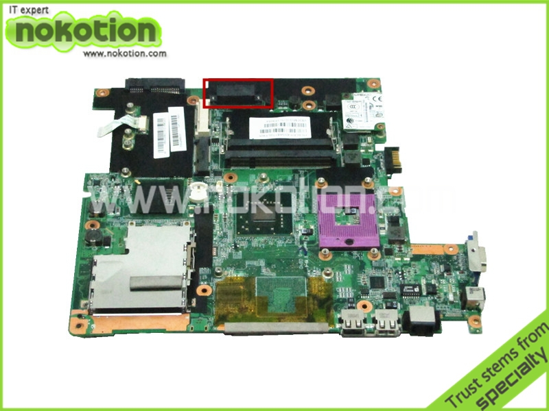laptop font b motherboard b font for gateway W305i MBW020B001 40GAB1700 F605 GM960 DDR2