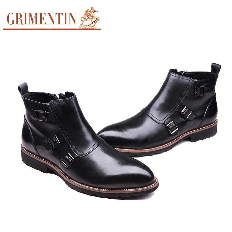 Designer men dress shoes for business o22 in men s boots from shoes on