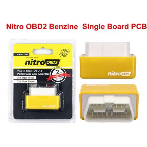 Nitro Benzine Single