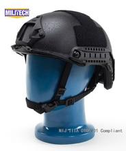 Militech occ циферблат NIJ уровень IIIA 3A высокого с защитный шлем пуленепробиваемый тактический шлем с 5 лет гарантии DEVGRU печать