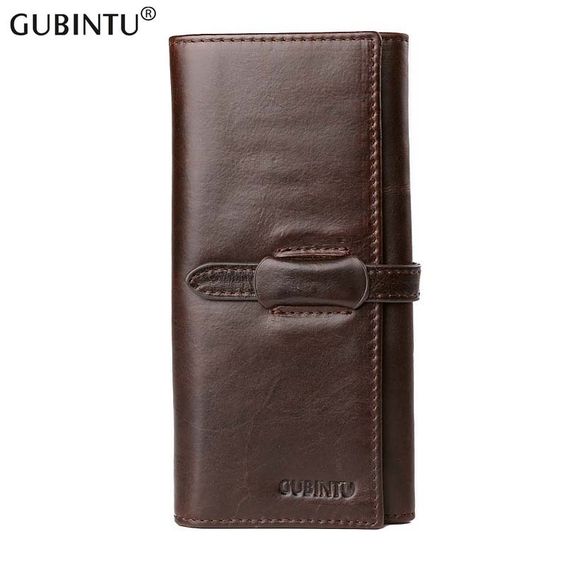 2017 New Design Long Men Genuine Leather Wallets Coin Pocket Credit Card Male Money Purse Fashion Solid Hasp Clutch Wallet 2017 new long wallets small money bag women credit card holder fashion hasp solid female brand leather purse coin pocket ladies