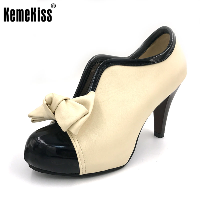 KemeKiss woman high heel shoes  platform fashion women dress sexy heels pumps H023 hot sale EUR size 35-43 kemekiss woman new falt casual shoes fashion women dress sexy p11893 hot sale eur size 34 43