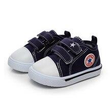 2015 Niños de La Manera Zapatos de Bebé de Los Niños Zapatos de Lona Niños Niñas Zapatilla de deporte de Color Caramelo Zapatos de Bebé Ocasionales