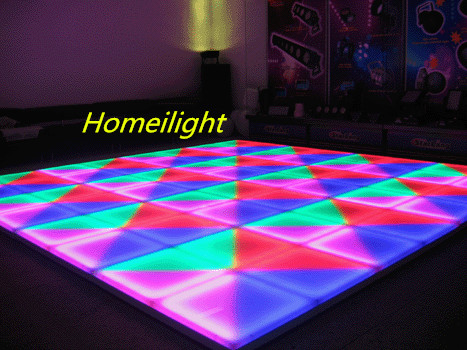 Us 4616 0 5x5m Led Dance Floor Lighting Wedding Acrylic Dancing Panel Dj Disco Light In Stage Effect From Lights On