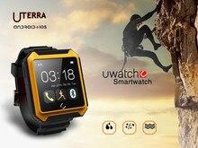 Neueste perfekte kompatibel iOS& Android-Handys Smart Watch uterra wasserdicht staubdicht stoßfest Bluetooth 4.0 hdtouch SmartWatch