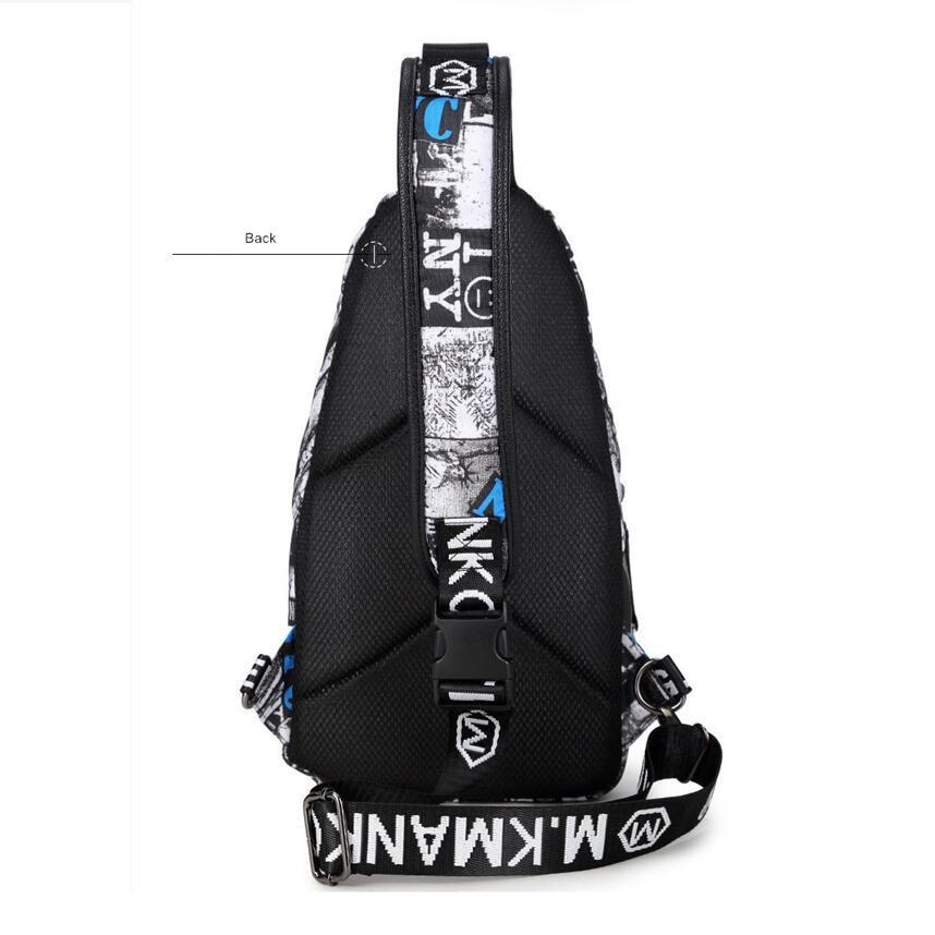bolsa impermeável tecido oxford um Function 4 : School Backpack