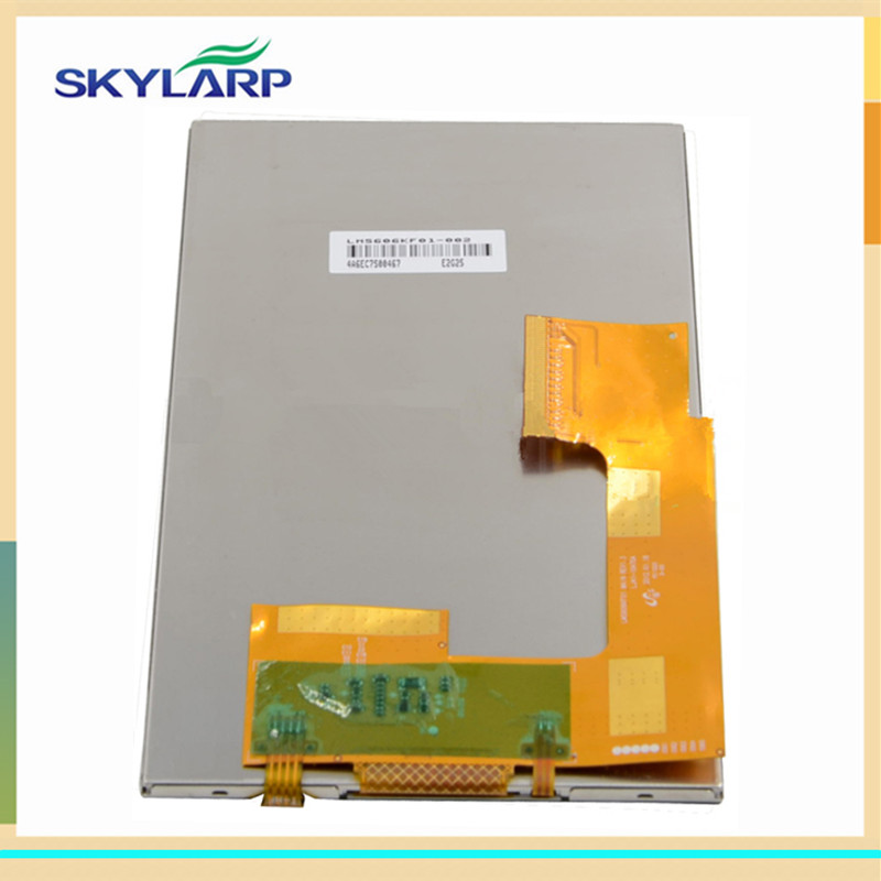 skylarpu 6 inch For TomTom start 60 full GPS LCD display screen with touch screen digitizer panel 6 touch screen digitizer glass replacement for tomtom via 1605tm 1605m 620 tomtom start 60 60m