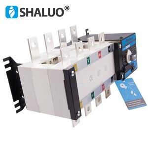 Image 2 - Commutateur de transfert automatique, 250a, 300a, 4P ATS, pièces de générateur électrique, 220/380V, 3 phases