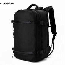 OZUKO hombres de mochila paquete de viaje bolso hombre mochila de equipaje  USB de gran capacidad impermeable multifuncional moch. 5bdbfa4f572e0