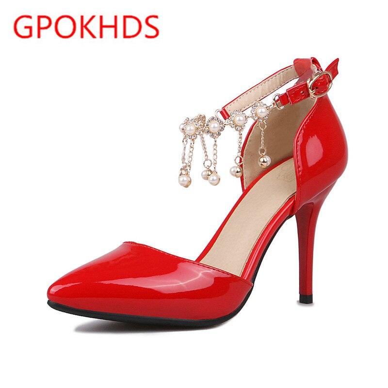 Online Get Cheap Hot Pink High Heel Pumps -Aliexpress.com ...