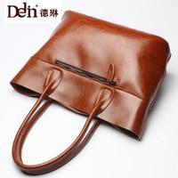 Delin 2018 новая импортная брендовая кожаная сумка женская сумка сумки оптом и международная торговля