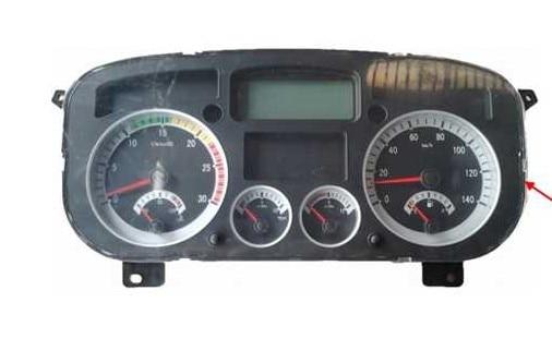 Hohan transit mixer parts the combined instrument panel forklift Part number AZ9525580010