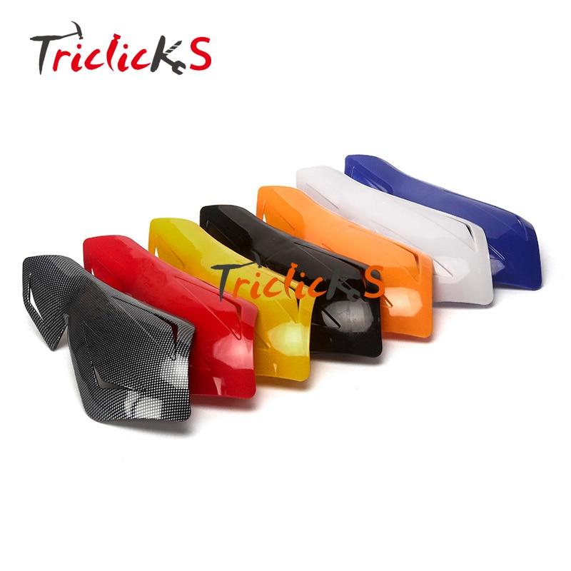 Triclick 8 kleuren 7/8 '' motorfiets handbeschermers beschermers - Motoraccessoires en onderdelen