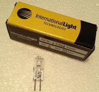 ILT L7394 6V 20W G4 2000H лампа гламур MD1600 MD2000 биохимический анализатор 6V20W галогенная лампа GILWAY L7394-K2