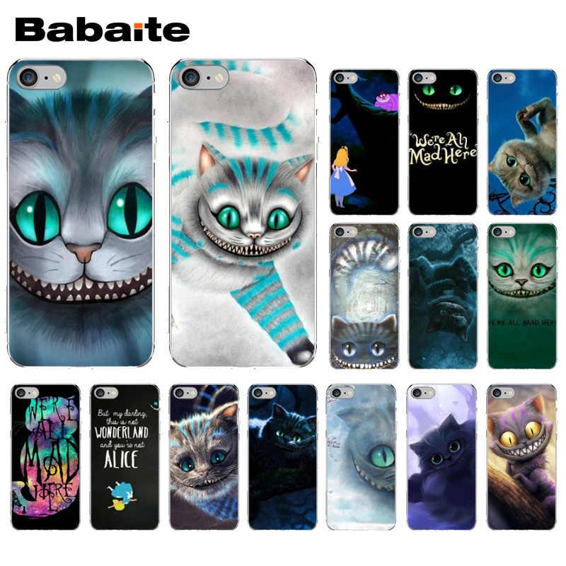 funda iphone 6 gato alicia