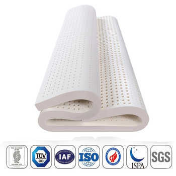 Body Massage Comfortable Latex Mattress 5CM Thickness Cervical Vertebra Neck Protector Single Double Twin Queen Size Mattress - DISCOUNT ITEM  25% OFF All Category