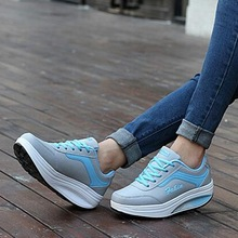 Women Sneakers high 2019 Platform Womens Casual