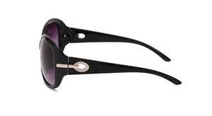Image 4 - Ladies Driving Sunglasses Women UV400 Luxury Brand Design Sunglasses Vintage Oval Shades Sun Glasses Female lunette de soleil