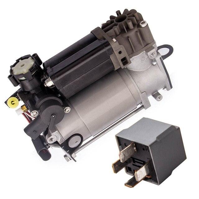 For Mercedes W220 00-06 S CLASS Air Suspension Compressor Pump Motor A2113200304 0025427619 0025427219 2203200104