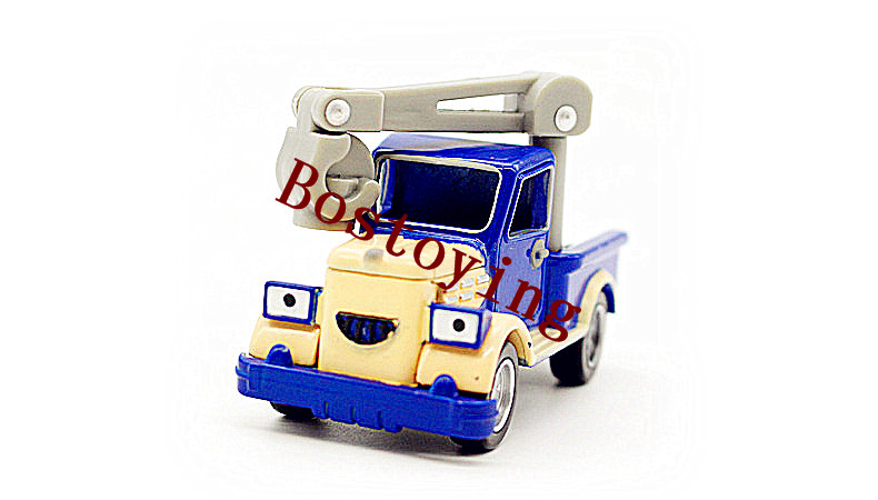 Bob the Builder 100 original Dodge production Alloy car Metal die cast model metal car birthday