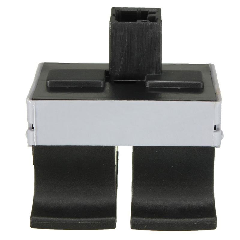 New Black Electric Window Double Switch Front Right for VW Transporter T5 T6 Caravelle 7E0 959 855 A
