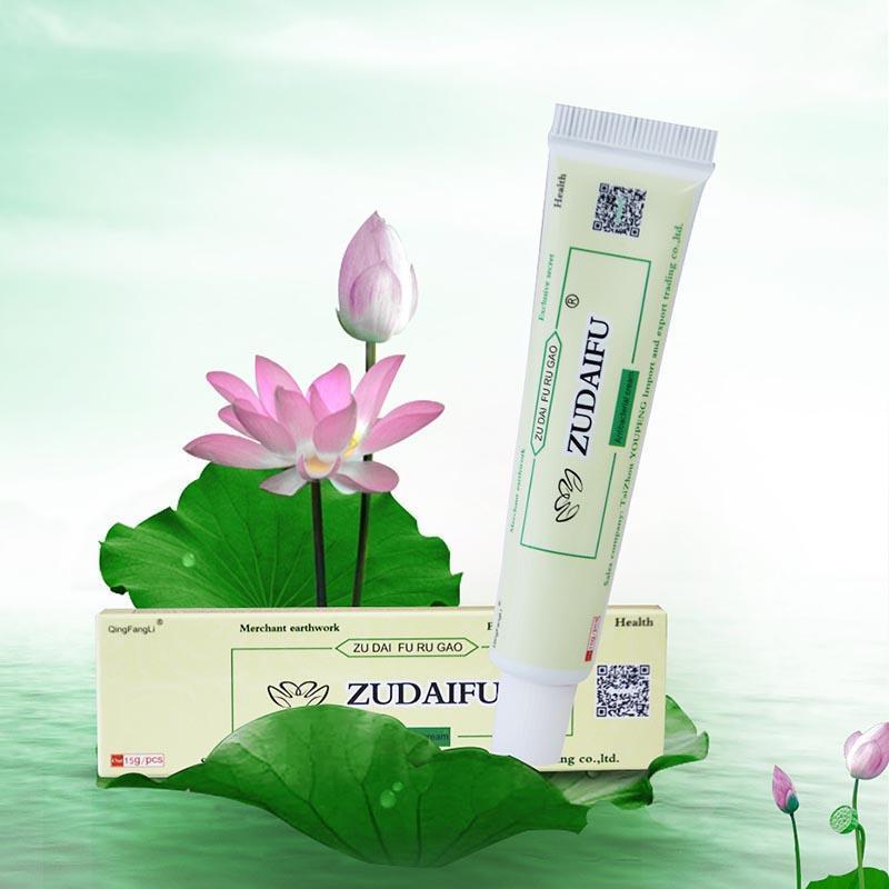 1 stücke zudaifu Dermatitis Creme Mit Einzelhandel Box Männer Frauen Hautpflege Produkt Entlasten Psoriasis Dermatitis Ekzeme Juckreiz Wirkung U2