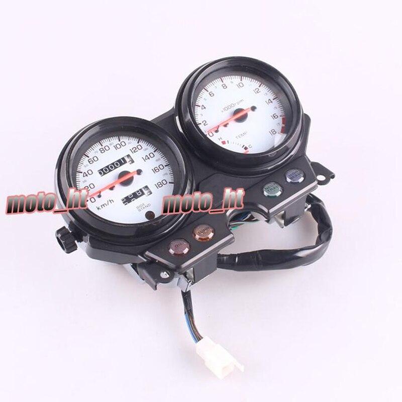 Speedometer Tachometer Tacho Gauge Instruments For HONDA HORNET 250 1998-1999 speedometer tachometer tacho gauge instruments for honda cb 400 2002 2003