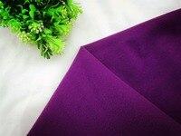 9204 # Deep Purple Colore Loop tessuto Pile può attaccare da Magic tape/cucito FAI DA TE giocattoli di Peluche divano materiale velboa velluto (1 metro)