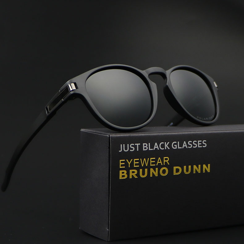 ba92771ee7405 Trava TR90 Óculos Polarizados Homens Marca De Luxo Designer de Óculos de Sol  Do Esporte Das Mulheres do Sexo Feminino Óculos Oculos de sol Masculino de  ...