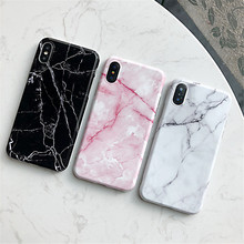 For Iphone66s 78 8p X Xs Xr Xsmax New Features Marble Phone Case All Inclusive цена и фото