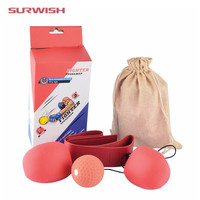 Boxing Punching Training Speed Ball Tennis Punch Training Fitness Sports Practical Speed Balls Fitness Equipment Fast