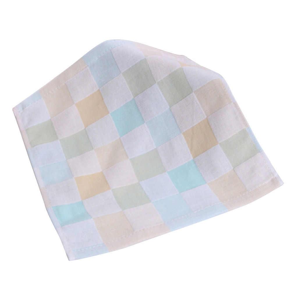 ホットベビータオル吸水ベビーバスタオル綿幼児もの子供モスリン布手ぬぐいガーゼ拭き給餌スタッフ