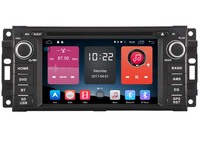 Android 6 0 CAR Audio DVD Player FOR CHRYSLER JEEP DODGE Gps Car Multimedia Head Device