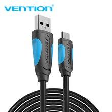Кабель Vention USB C, кабель USB Type C 2A, USB 3,1, кабель для быстрой зарядки и передачи данных, кабель Type C для Samsung, Huawei, ZUK, LG, Xiaomi 0,5