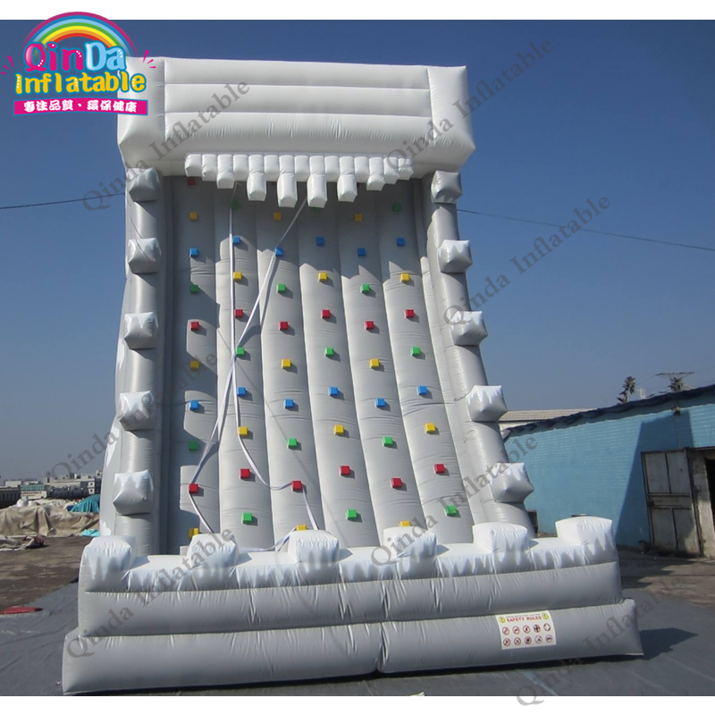 Sports Equipment Inflatable Climbing Mountain Indoor Rock Climbing Wall Bouncy Climbing Walls Inflatable Mountain