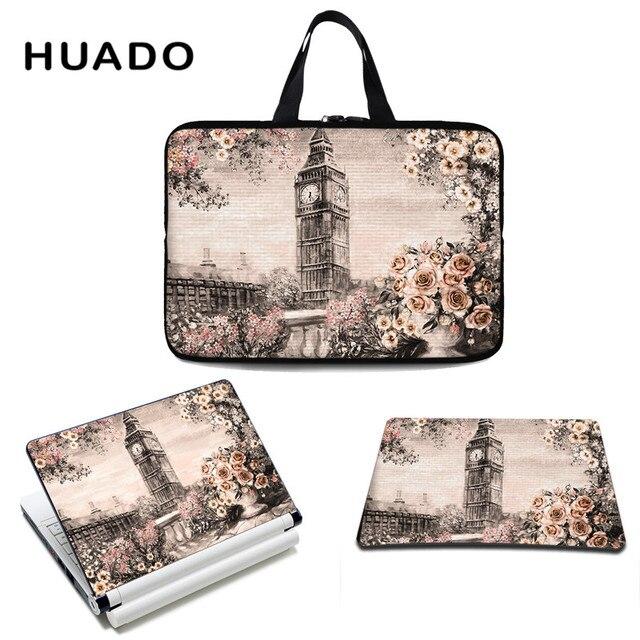 9cc09956f5c6 US $18.59 7% OFF Laptop sleeve for lenovo/hp/asus 10 17inch Custom DIY logo  laptop accessory case handbag for macbook/xiaomi 13.3 15 17.3-in Laptop ...