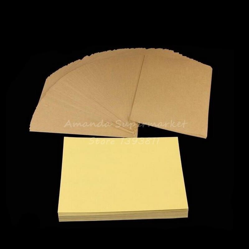 а4 , самоклеющаяся бумага с доставкой из России