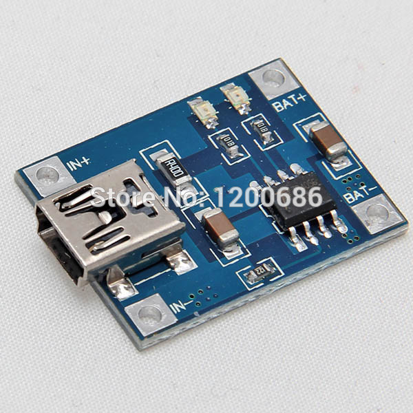 5V Mini USB 1A Hot Sale Lithium Battery power adapter