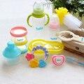 120 ml Bebê Garrafa de Diâmetro Padrão de Qualidade Garrafa Mamadeira Do Bebê Recém-nascido Sem BPA Saudável Copo Infantil Recém-nascidos Caixa de Presente