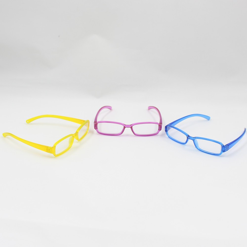 Neo Blythe Doll Heart & Boxes Shaped Glasses 15