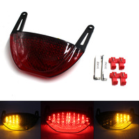 Motor Taillight Brake Turn Signals Integrated LED Light For Honda CBR600RR CBR 600 RR CBR 600RR 2007 2008 2009 2010 2011 2012