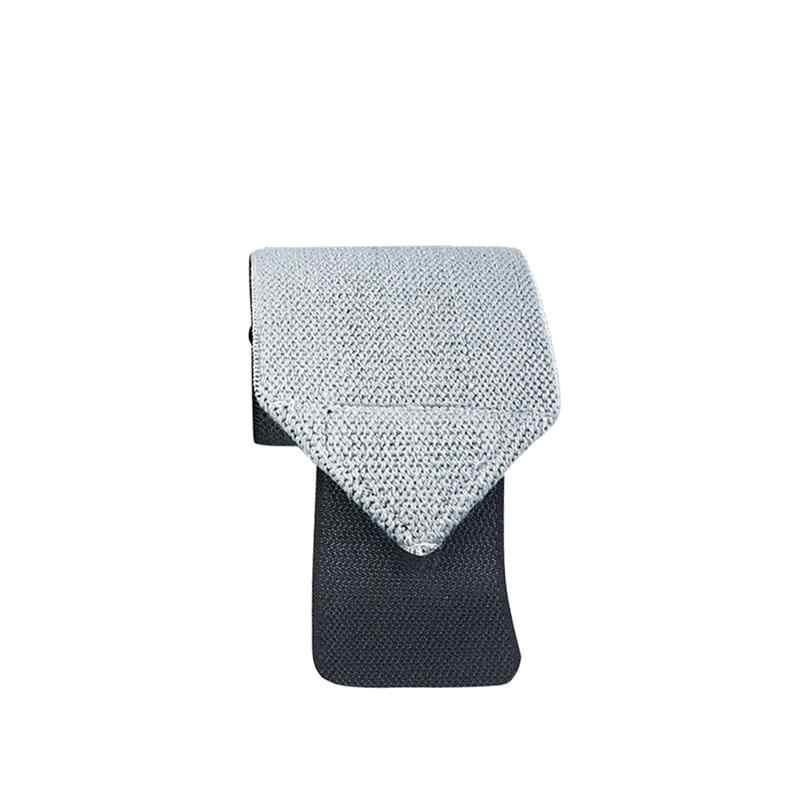 Наручный Браслет серый баскетбольный спортивный прочный фитнес-браслет на руку Защитный Браслет для правого мужчины