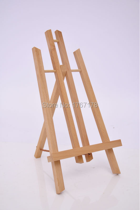 small wooden easel tabletop photo exhibition oil painting supplies desktop easelchina - Table Top Easel