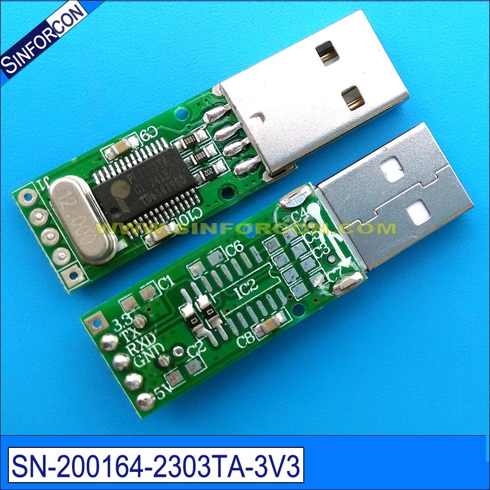 win8 10 produktiv pl2303ta usb ttl adapter för nedladdning flash kabel 3.3v för hallon pi mcu plc