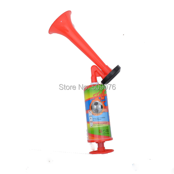 Free Shipping 2pcs/lot Small Handheld Portable Super Blast Airhorn Air Horn Pump High Tone Mini Cheer For Your Team