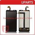 1 unids/lote Nueva Original Para Highscreen Alfa R Pantalla LCD + Asamblea de Pantalla Táctil LCD de Cristal Digitalizador Reemplazo Del Panel